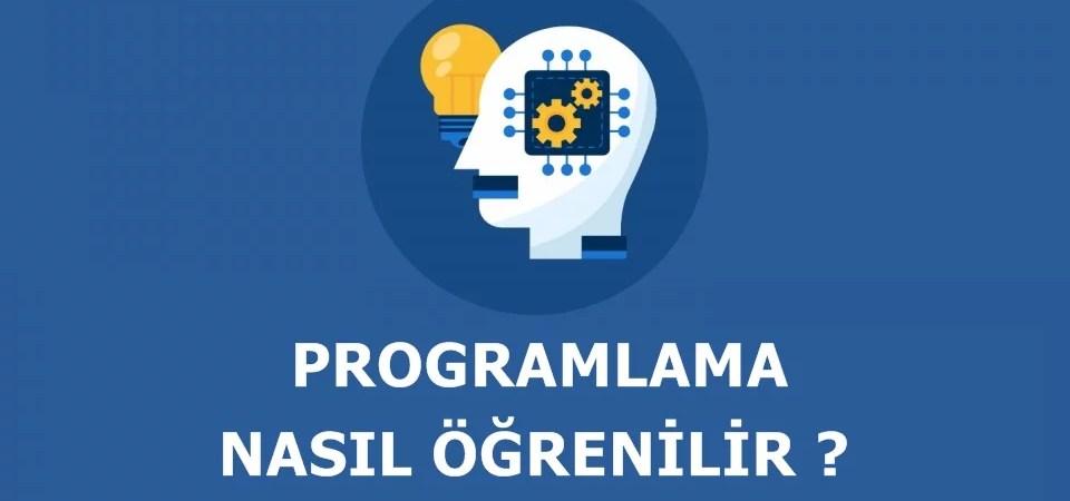 Programlama Nasıl Öğrenilir?