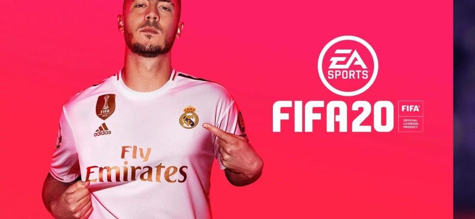 FIFA 20 Mod Apk Ücretsiz İndir