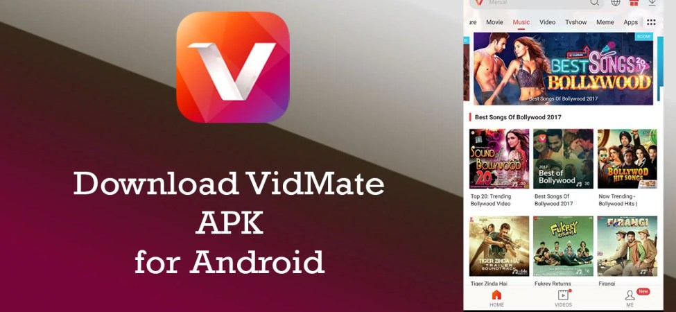 VidMate – HD Video İndirme Programı Apk Download