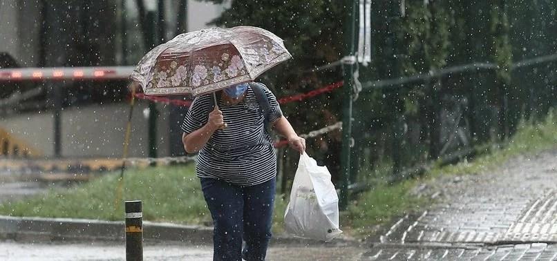 Meteoroloji'den sağanak yağış uyarısı ! Birçok ilde etkili olacak