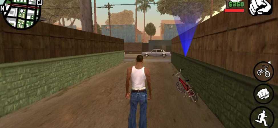 GTA San Andreas Mod Apk Para Hileli 2020