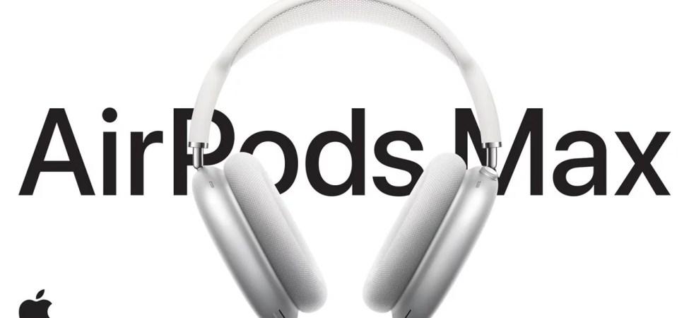 Apple AirPods Max'ı Tanıttı 2020