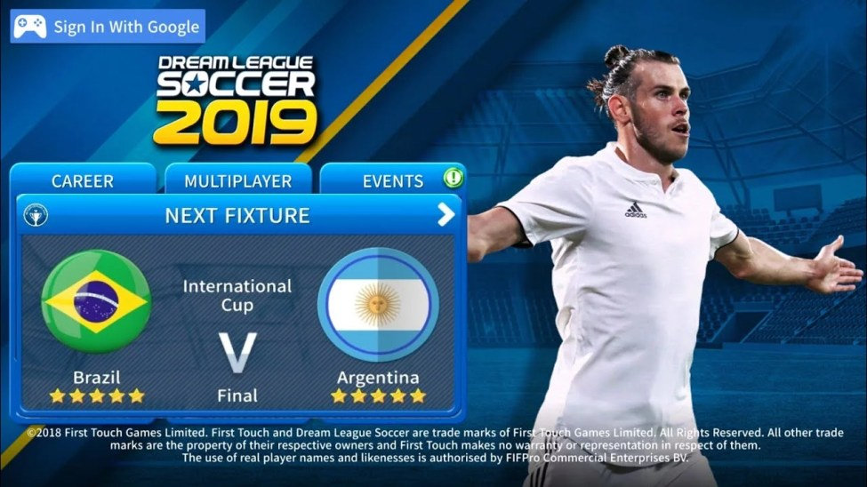 Dream League Soccer 2019 Hileli Apk Mod