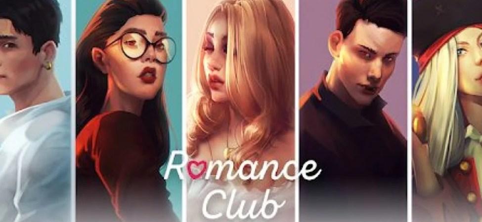 Romance Club APK Mod 1.0.6750