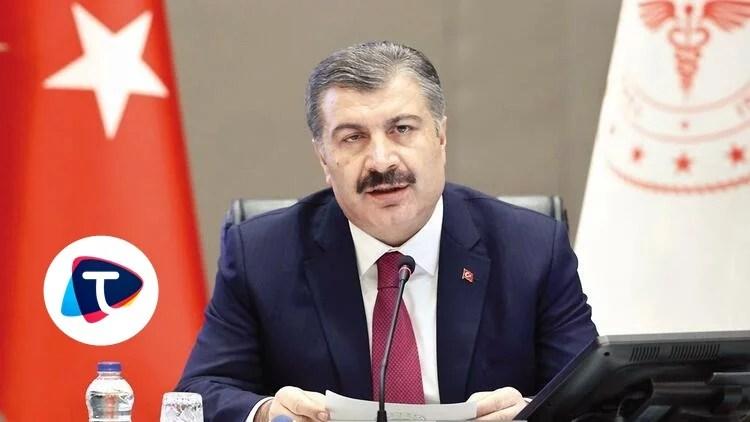 Sağlık Bakanı Fahrettin Koca yasak sırasında tedbirlere uyan halka teşekkür etti