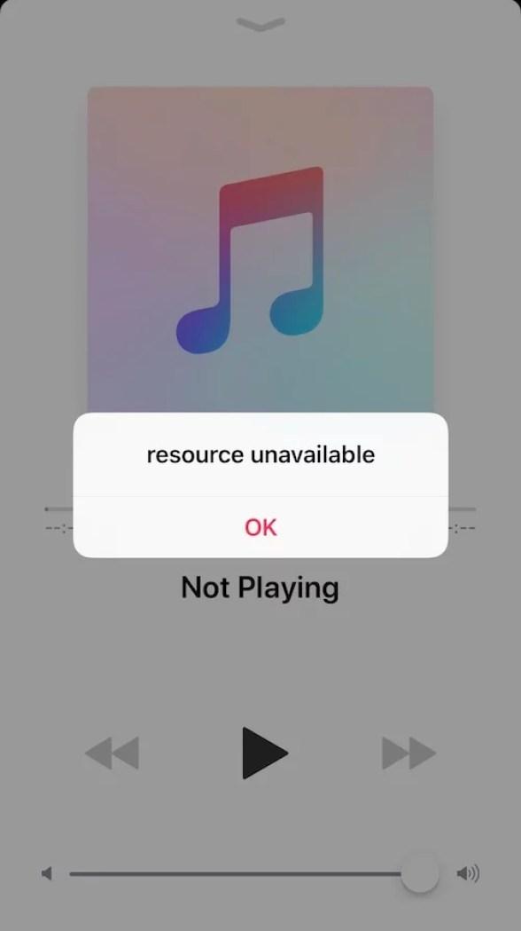 Apple Müzik İsteği Zaman Aşımına Uğradı Hatası ( Çözümü)