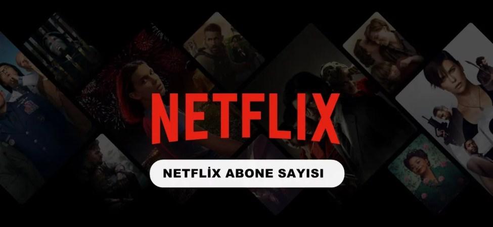 2021 Yılında Netflix Abone Sayısı 200 milyon Kişiye Ulaştı