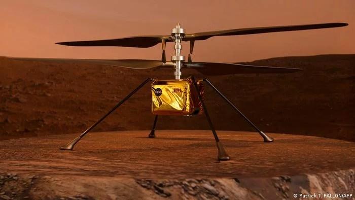 NASA'nın uzay aracı Perseverance Mars' da 2021