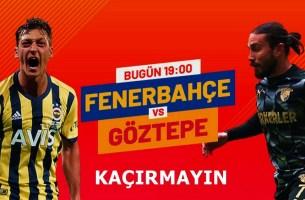 Fenerbahçe Göztepe Maçı Canlı İzle