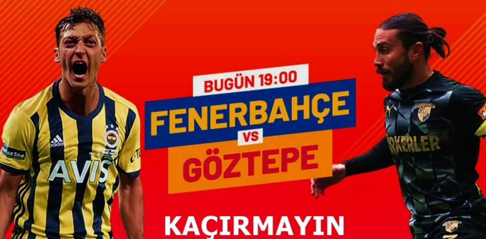Fenerbahçe Göztepe Maç Detayları