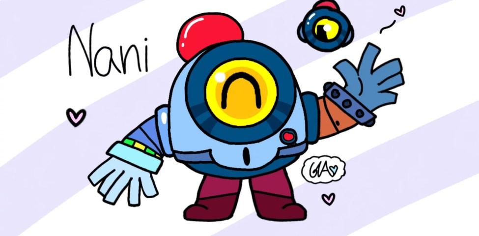 Nani Brawl Stars Karakteri Oynayışı Yetenekleri ve Güçleri Hakkında Detaylar