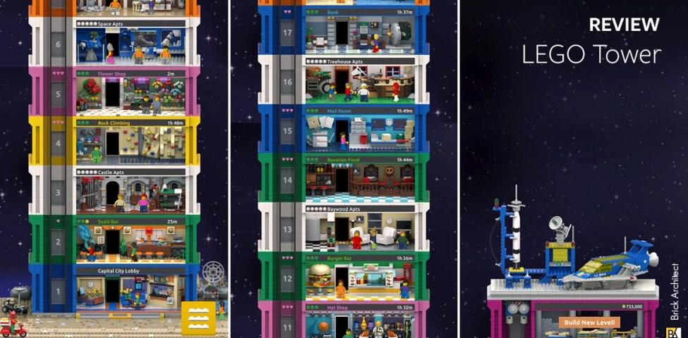 Lego Tower Kodları – Şubat 2021'de Güncellendi