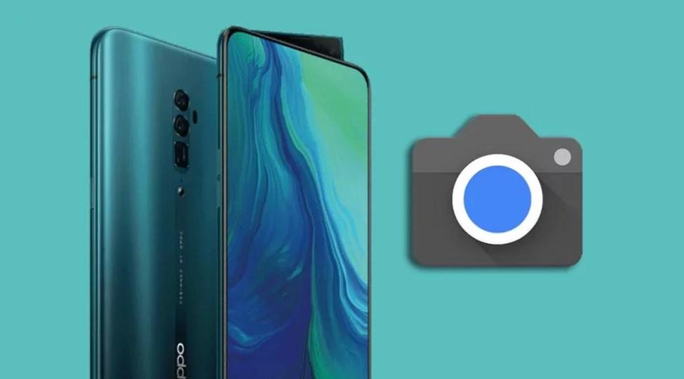 Oppo Reno 5 (Pro) için Google Kamera'yı İndirin