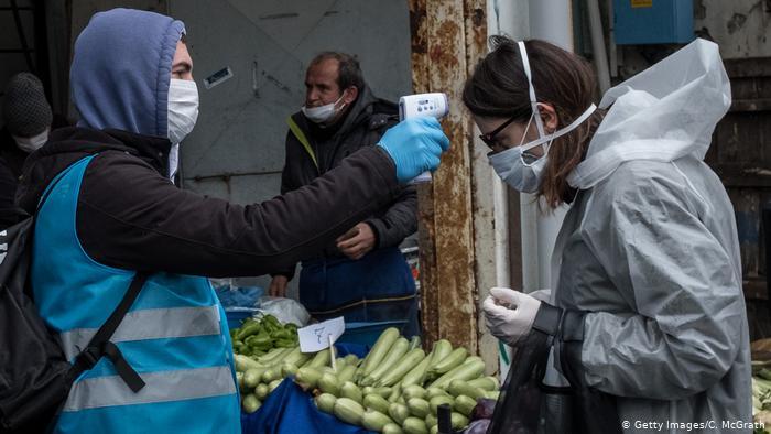 Korona virüsten 63 kişi hayatını kaybetti