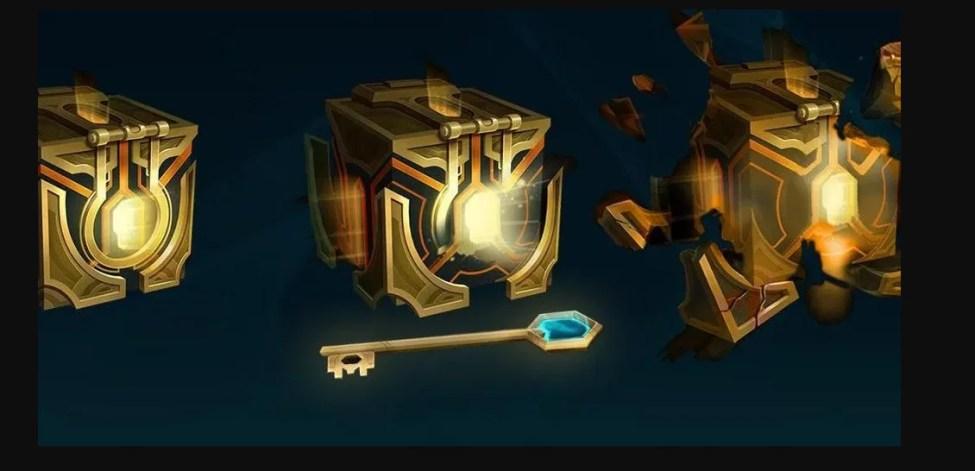 League Of Legends'ta Sandıklar Nasıl Elde Edilir