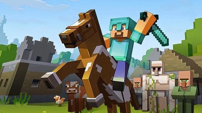 Minecraft'ta At Nasıl Evcilleştirilir 2021