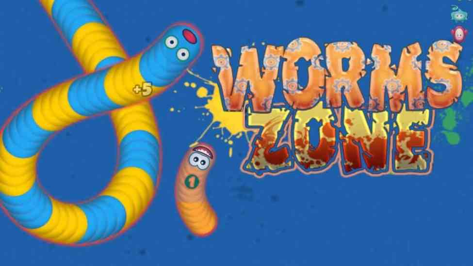 Worms Zone.io Apk Mod İndir