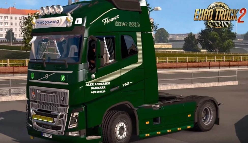ETS 2 Volvo Galerileri