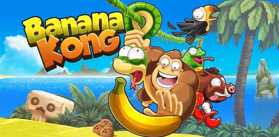 Android ve iOS için Banana Kong MOD APK v1.9.7.3 İndir (Sınırsız)
