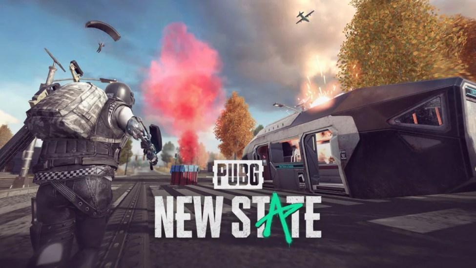 PUBG New State Mod APK