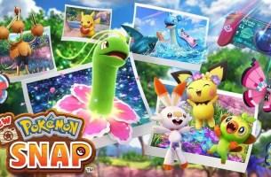 New Pokemon Snap'da kaç Pokemon var?