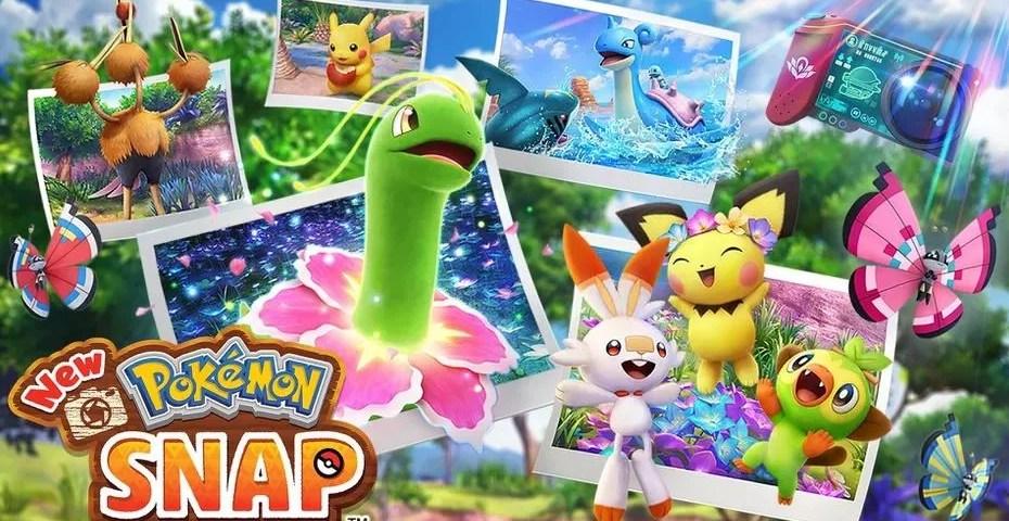 New Pokemon Snap'da Kaç Pokemon Var ?