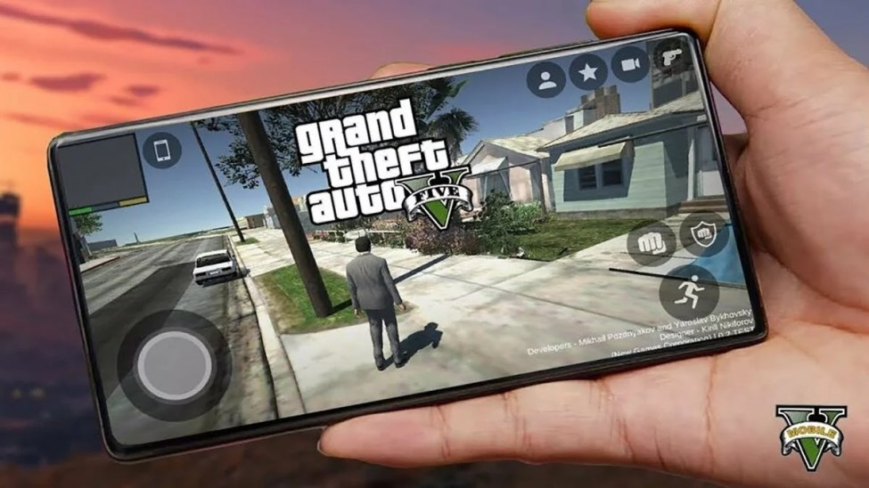 fans of gta 5 made a mobile version 7d33