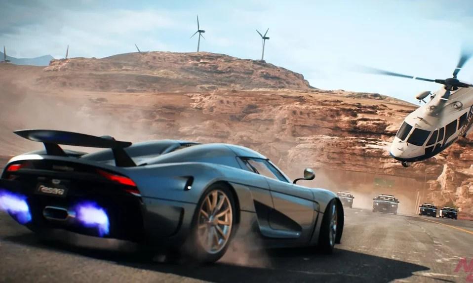 Need For Speed Payback 2 Kişilik Nasıl Oynanır
