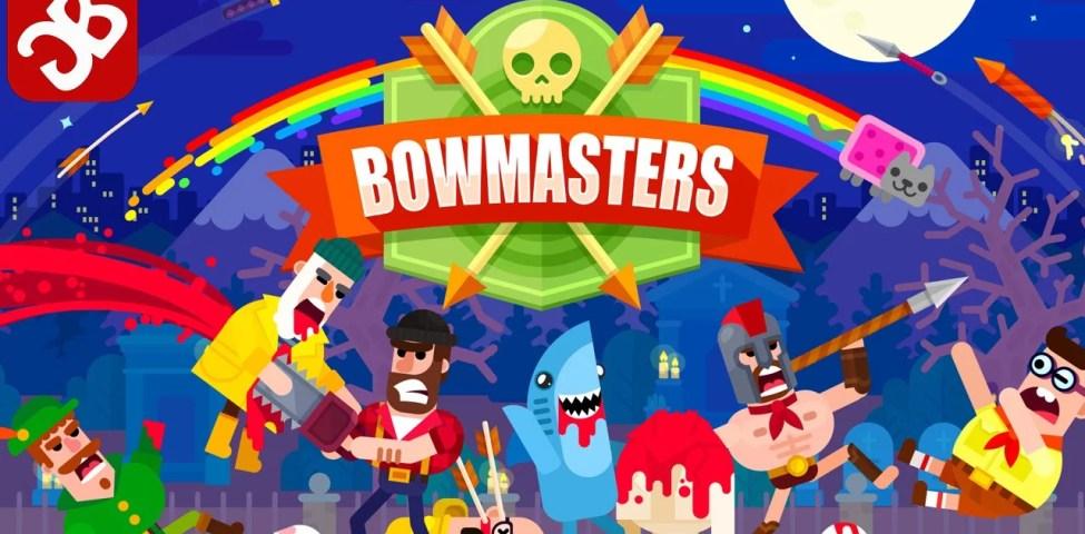 Bowmasters Mod Apk 2.14.8 (Sınırsız Para, Karakter Hileli) 2021