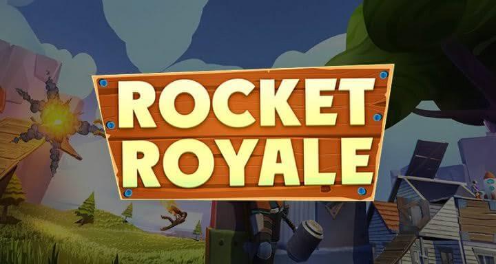 Rocket Royale Apk Android ve iOS İçin Ücretsiz Online Video Oyunu Uygulamasını İndirin 2021