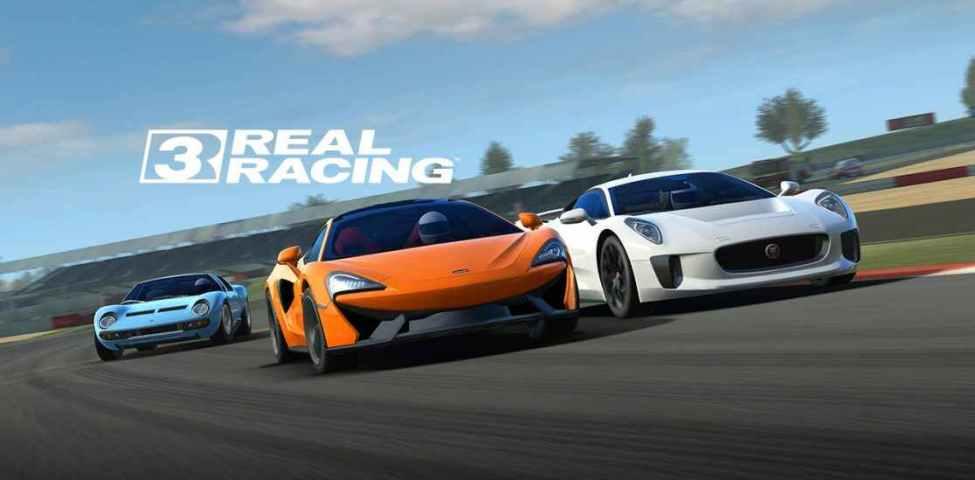 Real Racing 3 Mod Apk v9.3.0 İndir