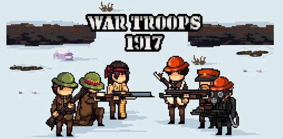 War Troops 1917 Mod Apk Para Hileli Son Sürüm İndir