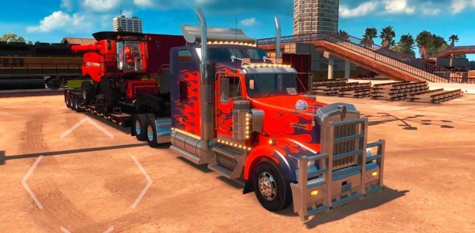 Cargo Transport Simulator Apk Son Sürüm İndir 2021