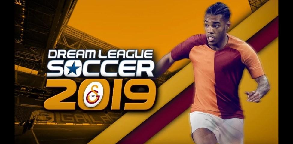 Dream League Soccer 2019 Galatasaray Modu İndir