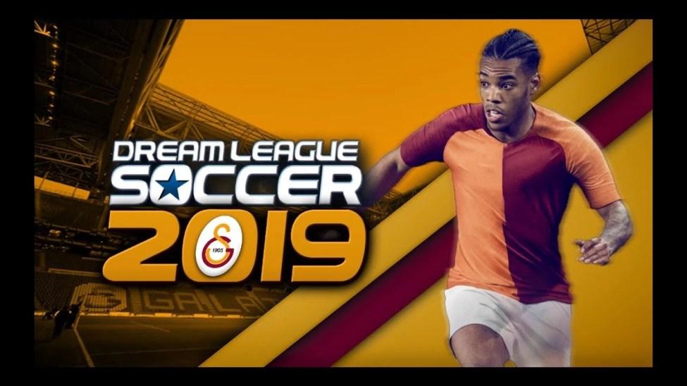 Dream League Soccer 2019 Galatasaray Modu