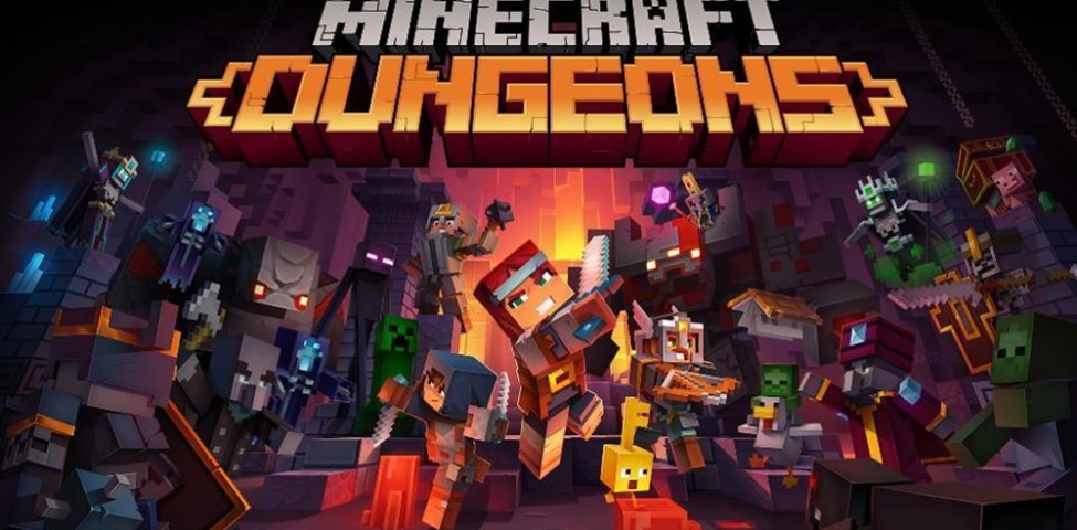 Minecraft Dungeons Apk İndir Ücretsiz 2021