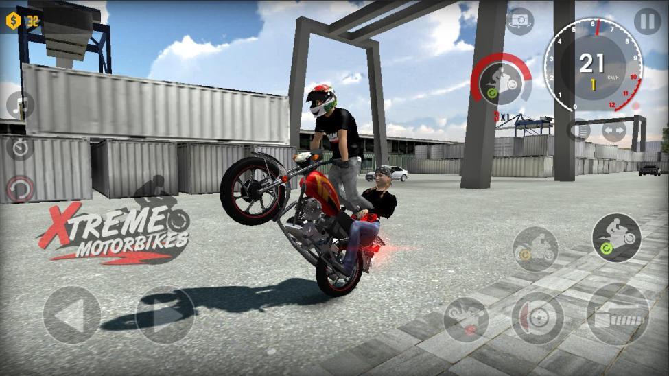 Xtreme Motorbikes Apk