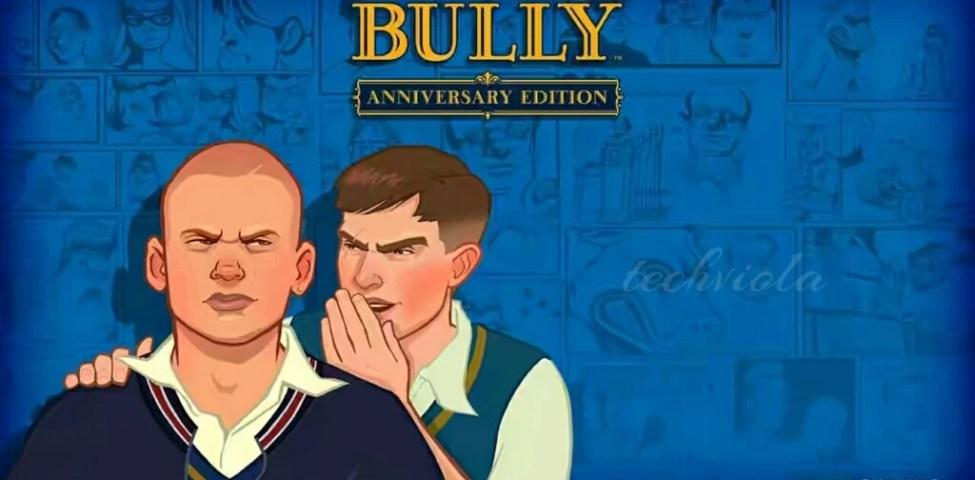 Bully Anniversary Edition Apk İndir Hileli 2021
