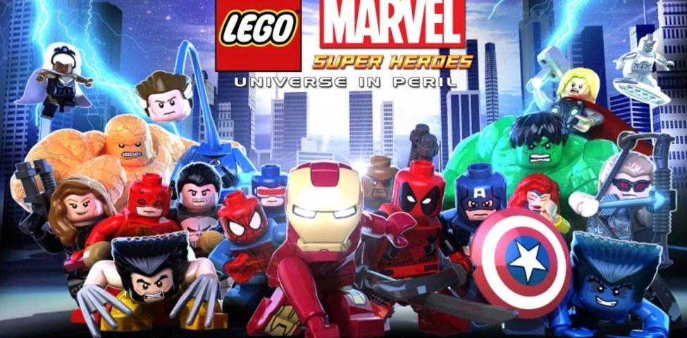 LEGO Marvel Super Heroes Apk 2021 İndir