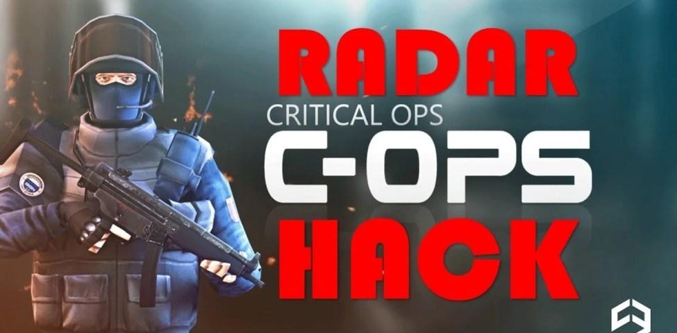 Critical Ops Radar Hack 2021 Son Sürüm