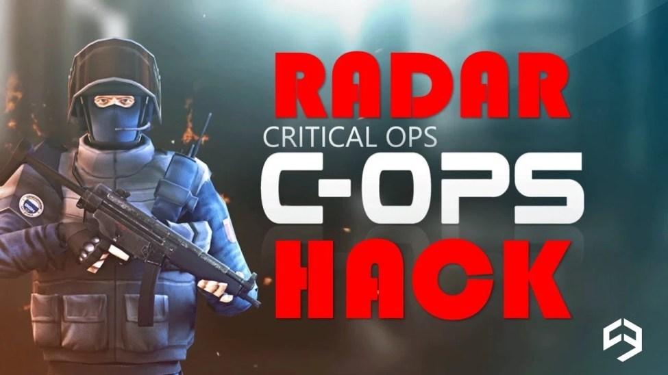 Critical Ops Radar Hack