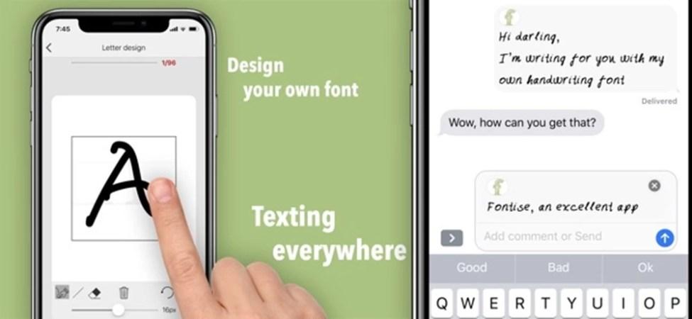 Font Maker Keyboard Apk