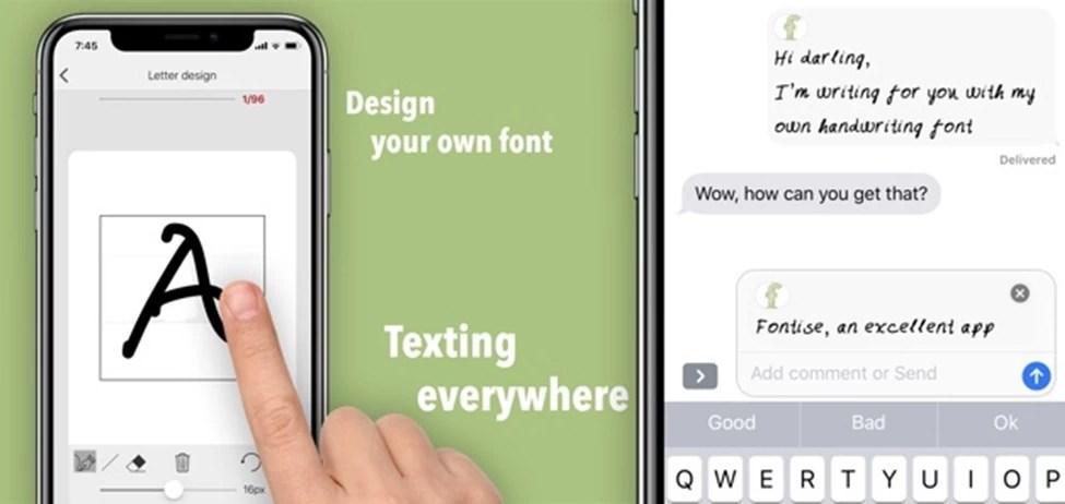 Fontise Font Maker Keyboard Apk (Güncel Sürüm) 2021