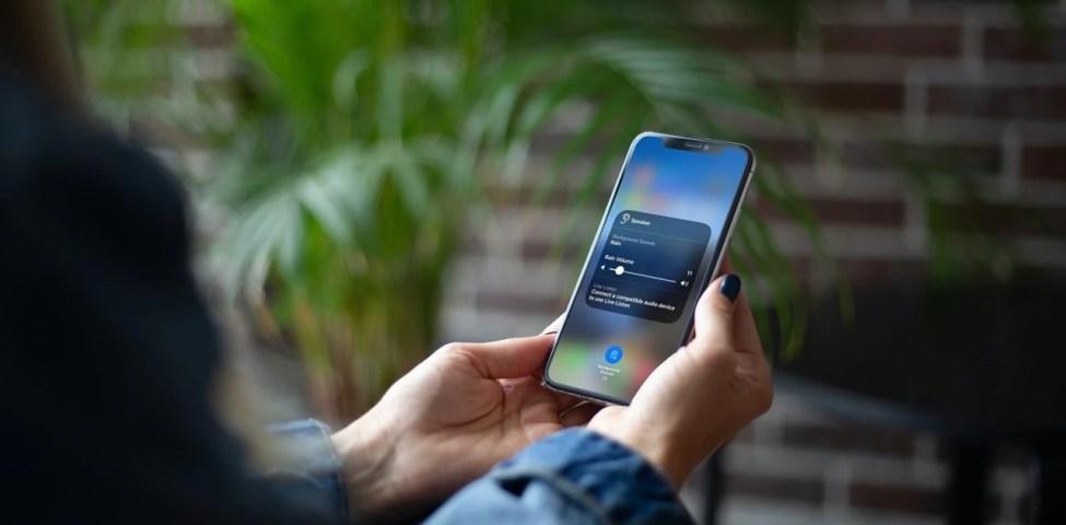 iOS 15 Yağmur Sesi Nasıl Açılır? (Arka Plan Sesleri)