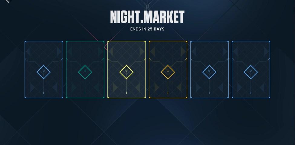 Valorant Gece Pazarı Ne Zaman (Eylül) 2021