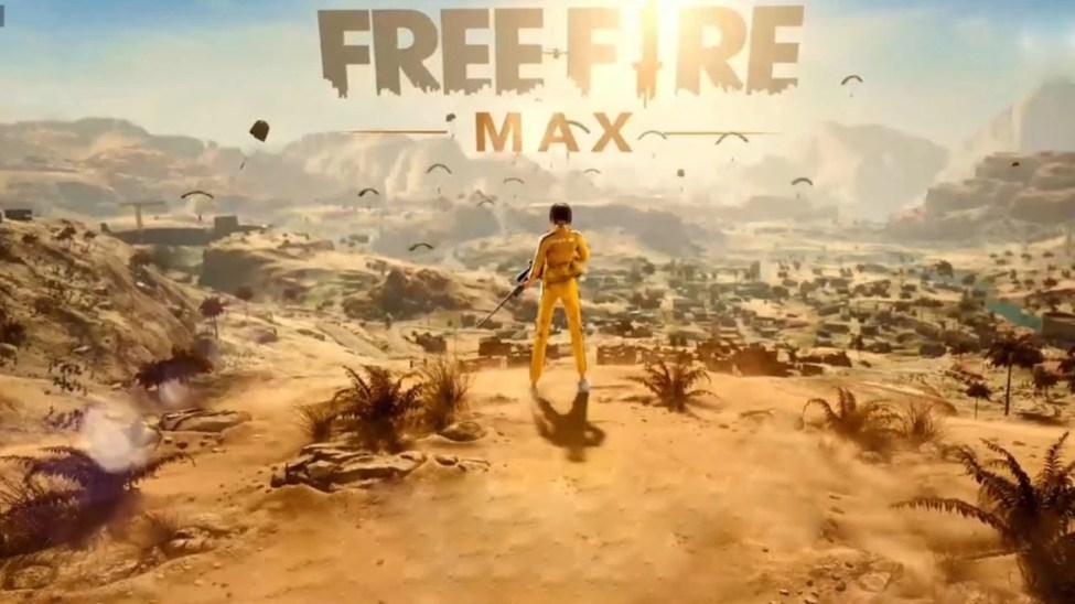 Garena Free Fire Max Mod Apk