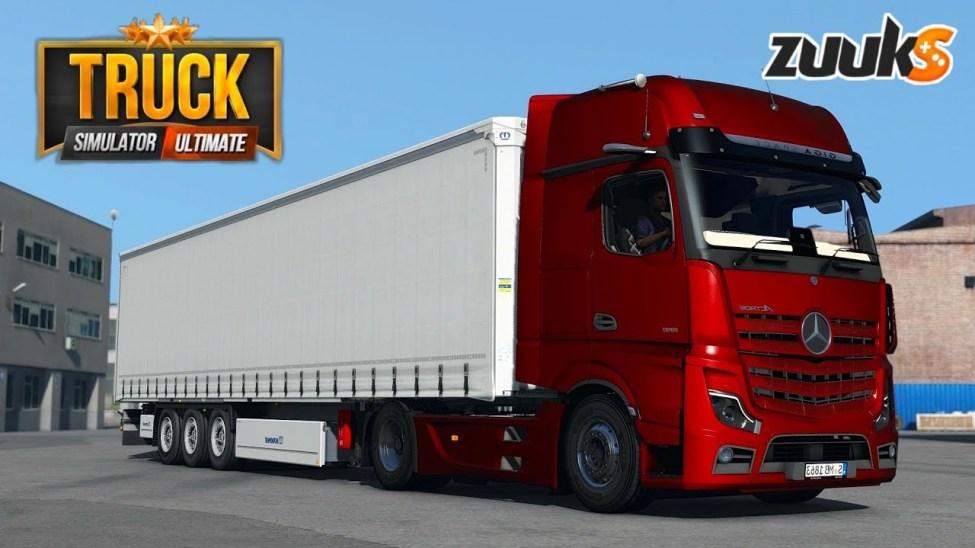 Truck Simulator Ultimate 2021