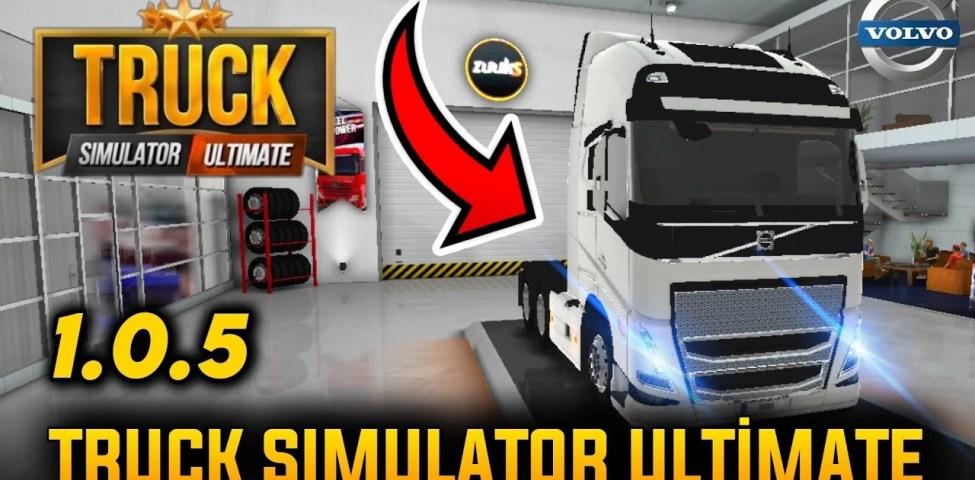 Truck Simulator Ultimate 1.0.5 Apk (Güncel) 2021
