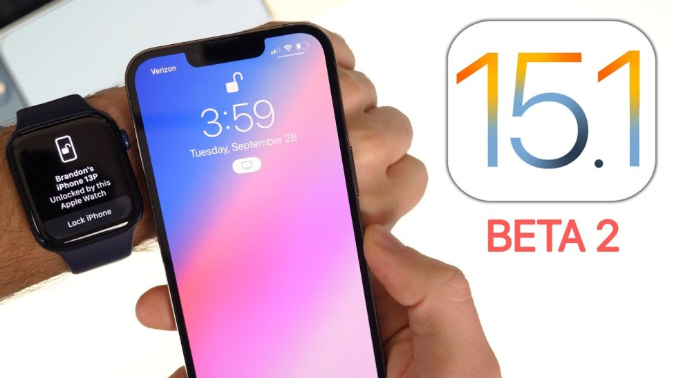 iOS 15.1 Ne Zaman Çıkacak