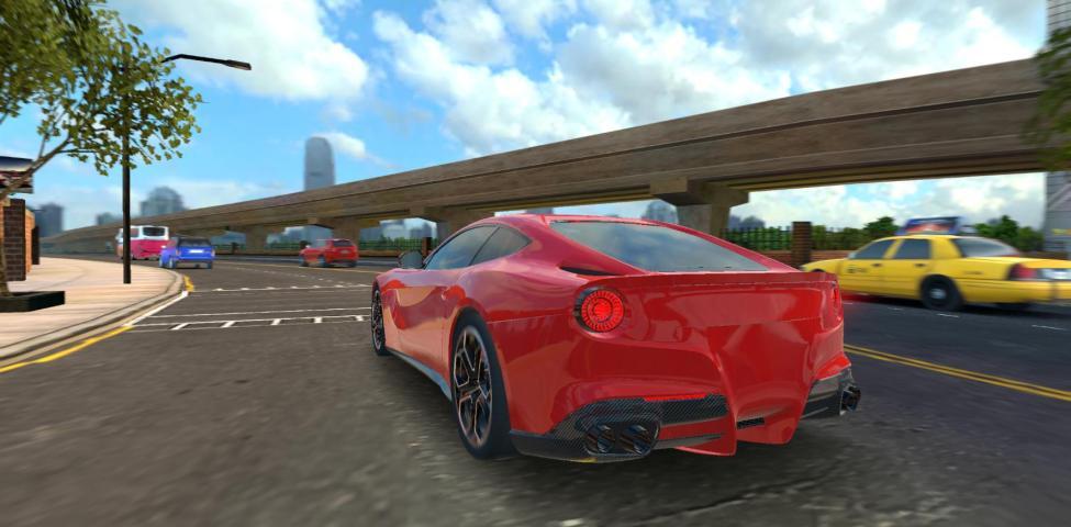 Racing in Car 2021 Apk (Para Hileli) İndir